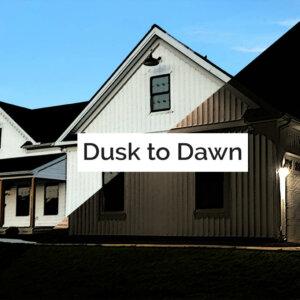Dusk to Dawn Sensor