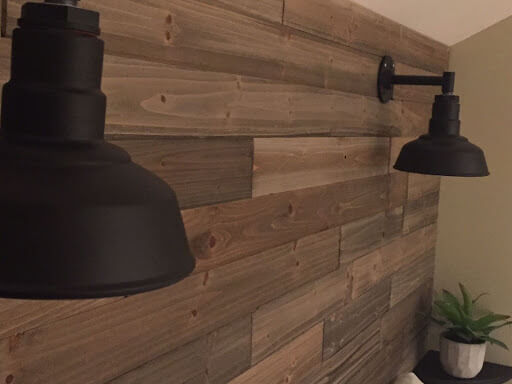 The Hawthorne Wall Mounted Straight Arm Light Fixtures by Steel Lighting Co.